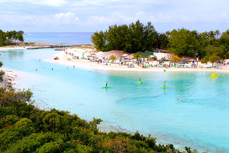 New Blue Lagoon Island Beach Day Offers Ultimate Private