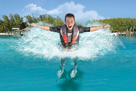 Blue Lagoon Island | Home of Dolphin Encounters - Nassau