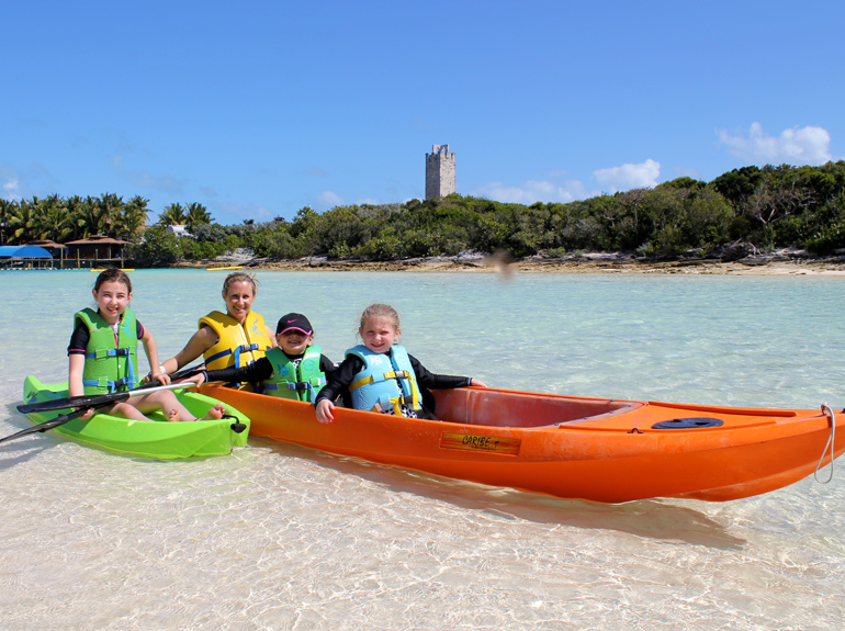 Add The Beach Day Package To Your Animal Program And Enjoy Best Of Blue Lagoon Island